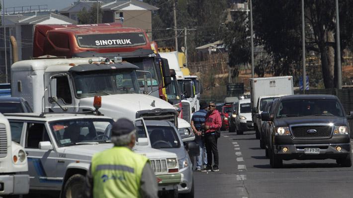 Noticias Chile | El paro de camioneros no será nacional y afectaría de la región del Maule a Los Lagos y parte de Valparaíso | INFORMADORCHILE