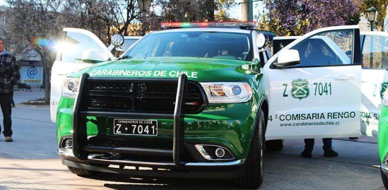 Noticias Chile | Carabineros compraría 36 carros policiales para cubrir el alto nivel delictual en la zona rural de Santiago | INFORMADORCHILE