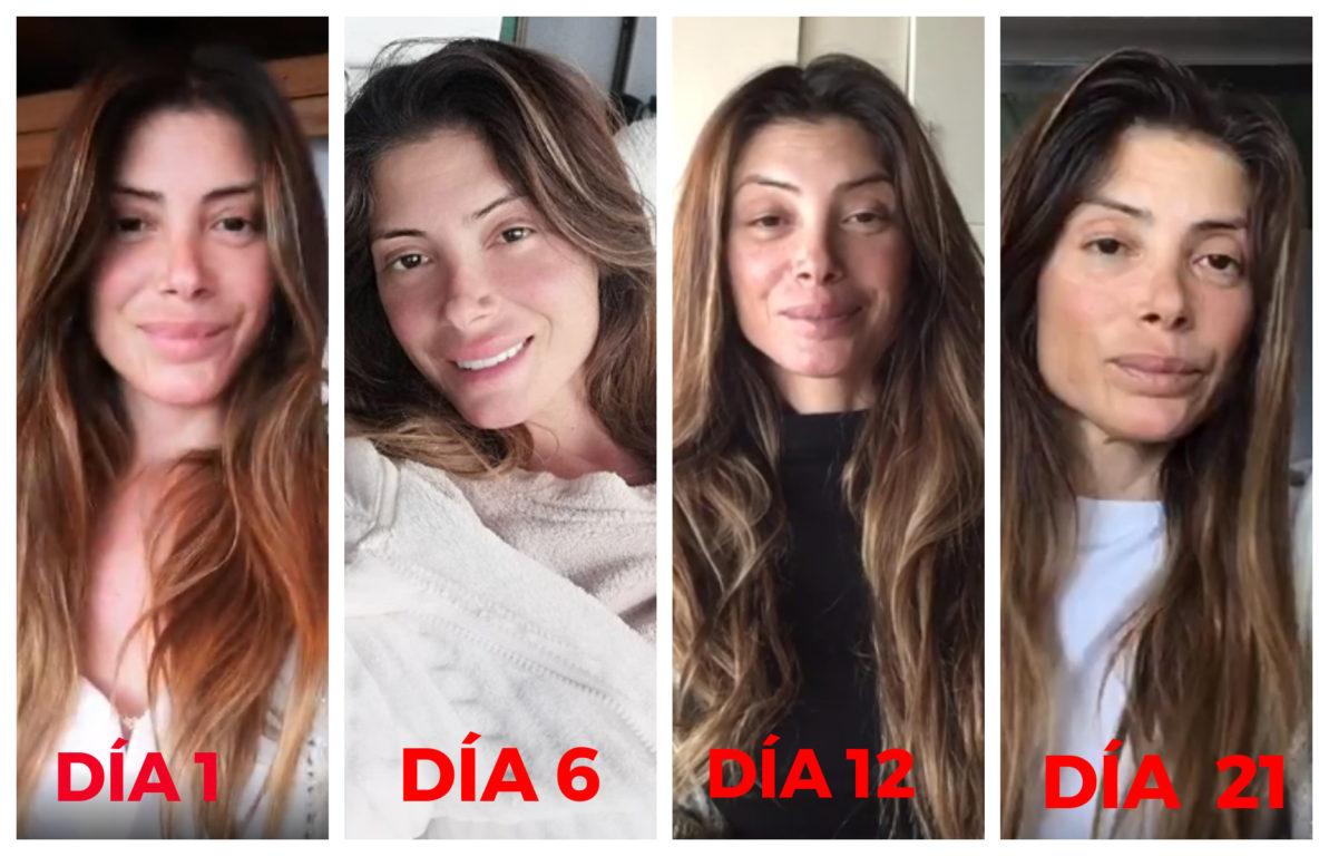 Roxana Muñoz finalizó su polémica ayuno de 21 días