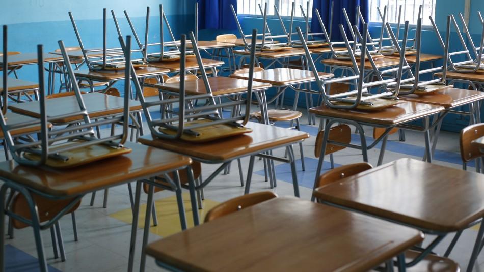 Noticias Chile | Estudiantes anuncian paro nacional virtual y presencial por declaraciones del ministro de retomar clases en pandemia | INFORMADORCHILE
