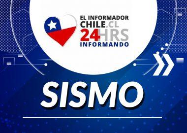Noticias Chile | Sismo de mediana intensidad se registra en la zona central de Chile | INFORMADORCHILE