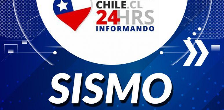 Noticias Chile | Sismo de mediana intensidad se registra en el norte de Chile, magnitud 4.8 | INFORMADORCHILE