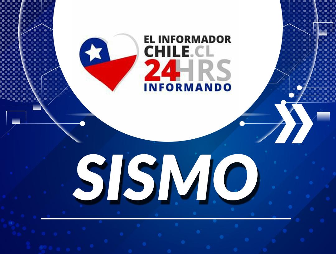 Noticias Chile   Sismo de mediana intensidad se registra en el norte de Chile, magnitud 4.8   INFORMADORCHILE