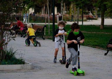 Noticias Chile | Esta semana gobierno anunciará la creación de un permiso especial para que los niños jueguen al aire libre | INFORMADORCHILE