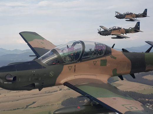 Noticias Chile   Fach adquiere dos nuevos aviones A-29B Súper Tucano   INFORMADORCHILE
