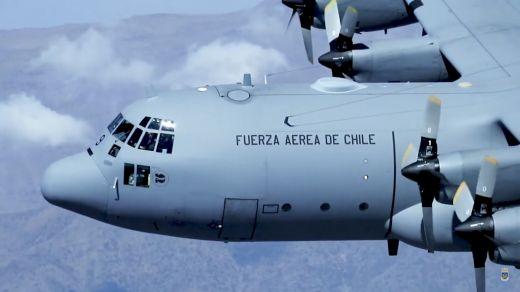 Noticias Chile | La FACH y su importante rol en el apoyo al combate de la pandemia