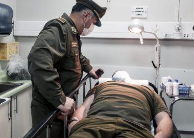 Noticias Chile | Violenta noche de 11 de septiembre, deja graves desmanes y carabineros heridos de diversa consideración