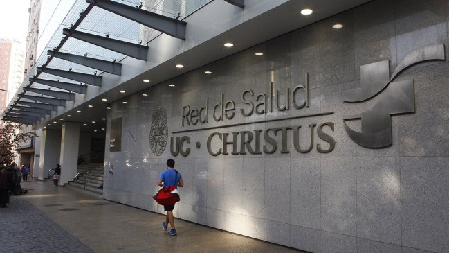 Noticias Chile   Clínica San Carlos de Apoquindo saca a funcionaria que celebró su cumpleaños y lo subió a Instagram