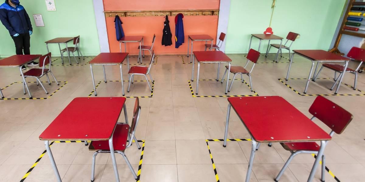 Noticias Chile | Colegios más acomodados de la región Metropolitana comienzan las clases en Octubre