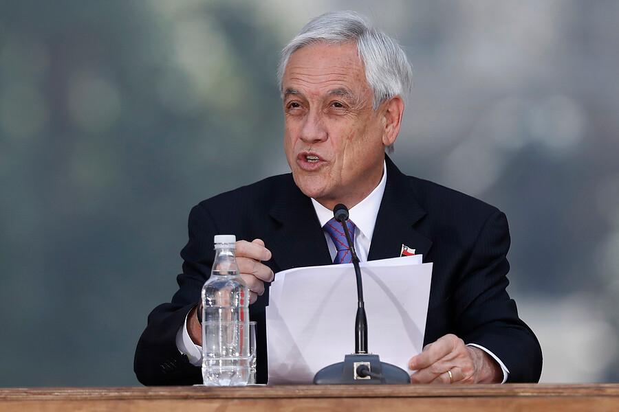 Noticias Chile | Presidente Piñera anunció que reservó 14,4 millones de dosis de la vacuna de Oxford