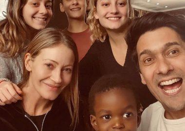 Noticias Chile   Rafa y Marcela adoptaron un niño haitiano