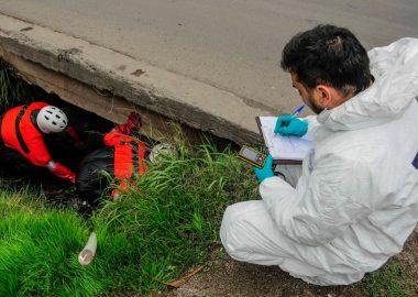 Noticias Chile | Encuentran cadáver en canal de regadío en Rancagua