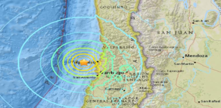 Noticias Chile | Director del CSN aseguró que el próximo terremoto será en la zona central de Chile