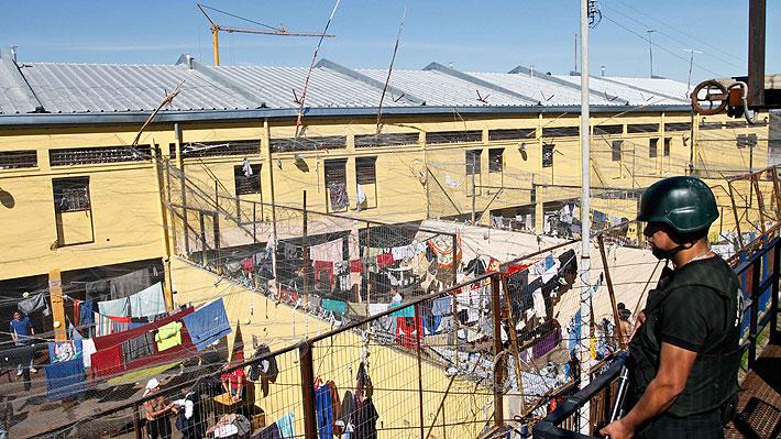 Noticias Chile   Hombre que trató de matar a su esposa con un cuchillo, se quitó la vida en la cárcel de Quillota