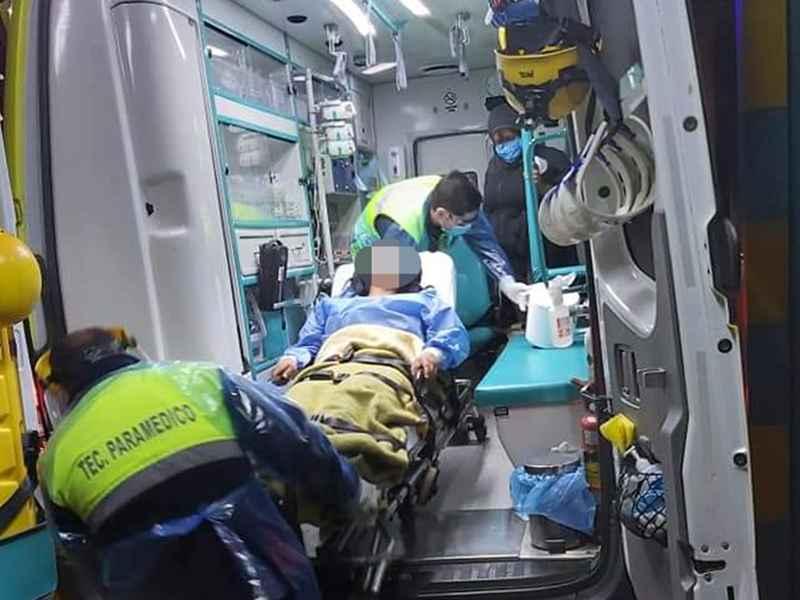 Noticias Chile | Vehículo disparo a niño mapuche de 13 años en Collipulli