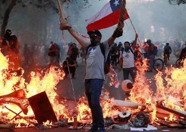 Noticias Chile | UNICEF pide la protección de los niños en las manifestaciones para que no se vulnere su estado emocional y físico