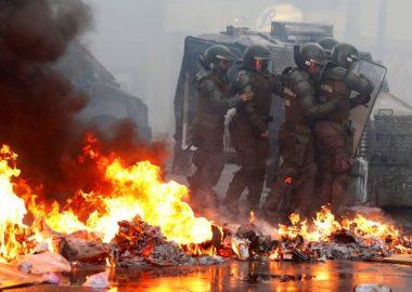 Noticias Chile | Guillermo Teillier promueve la violencia en Plaza Italia, en entrevista a La Tercera