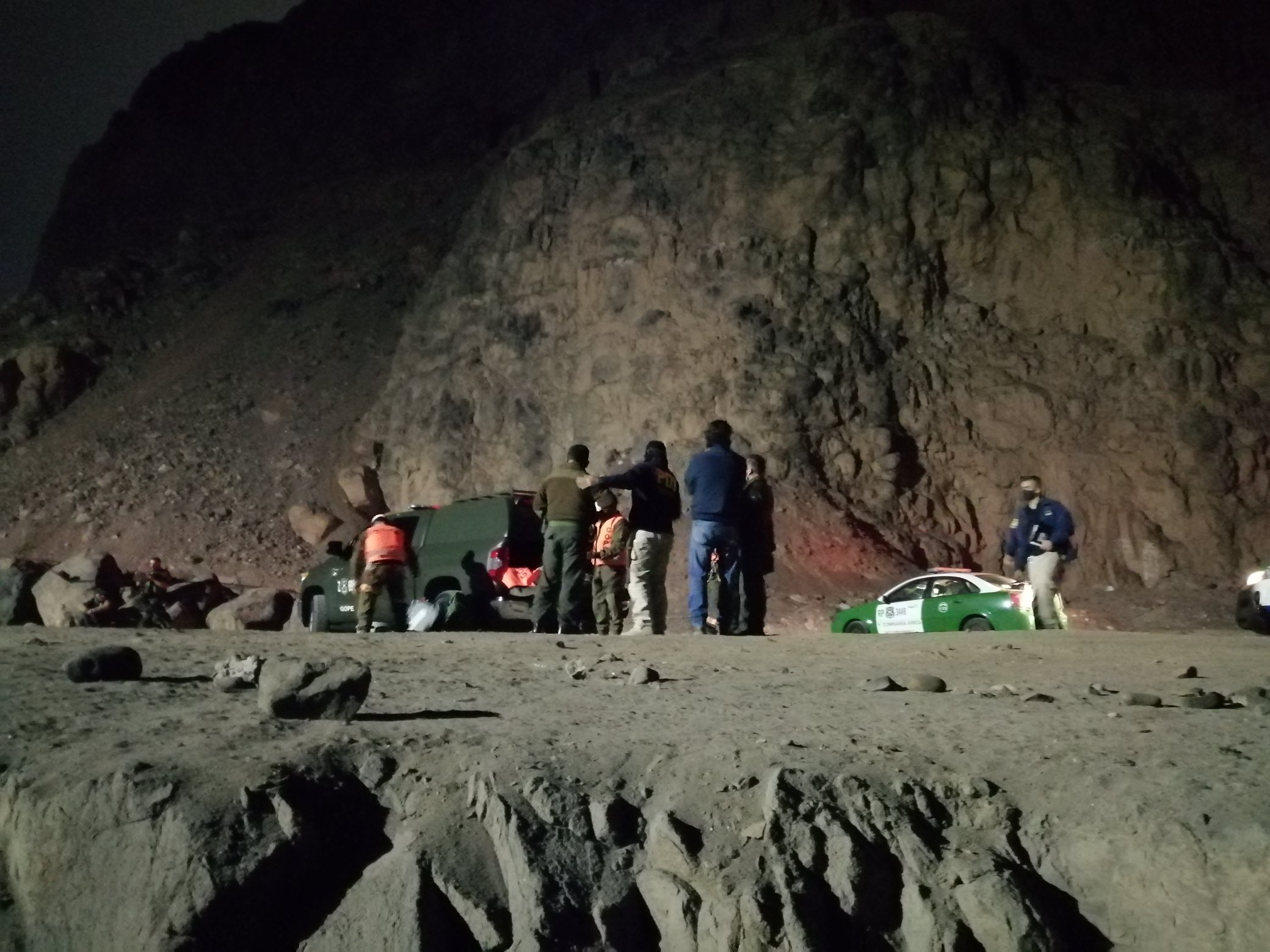 Noticias Chile   Joven se quitó la vida lanzándose desde el Morro de Arica