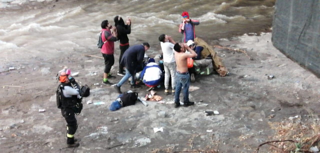 Noticias Chile | Carabinero investigado por la caída de joven al Río Mapocho quedó con labores administrativas