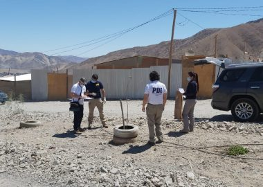 Noticias Chile | Colombiano mató a su pareja en el norte de Chile