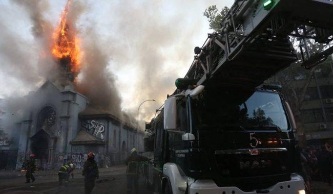 Noticias Chile | Gobierno le baja el perfil a la destrucción y Piñera se mantiene en silencio