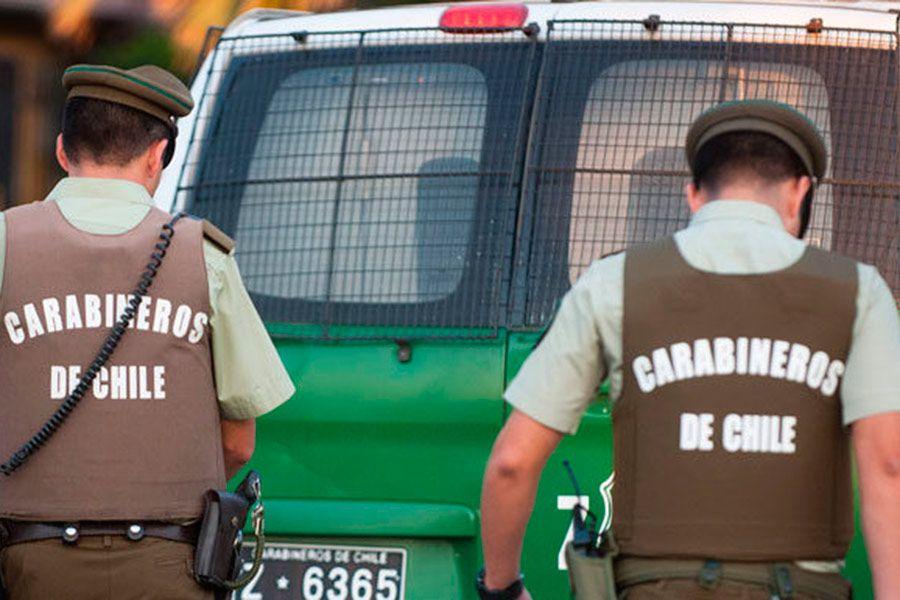 Noticias Chile | Mujer embarazada se apuñaló y acusó a su pareja de femicidio en Macul