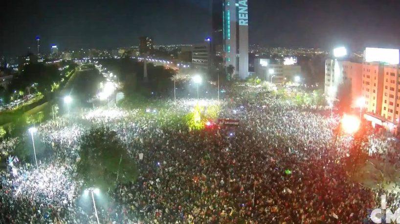 Noticias Chile   Histórico 7.459.388 personas votaron, cifra que superó a todas las elecciones realizadas desde 1989