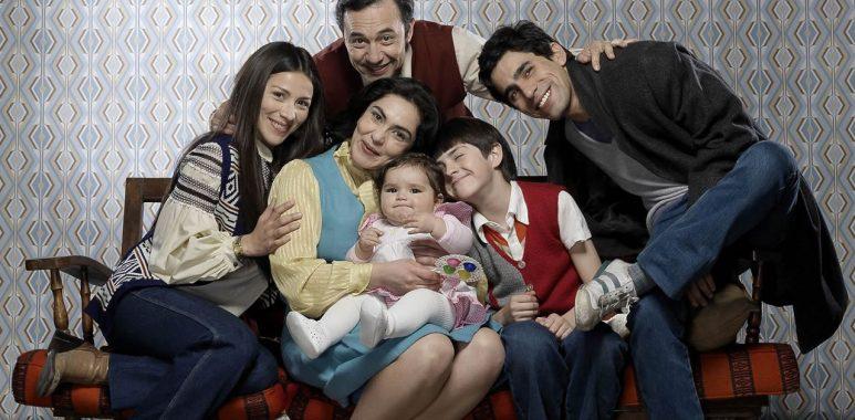 """Noticias Chile   Canal 13 volverá a emitir serie televisiva """"Los 80"""""""