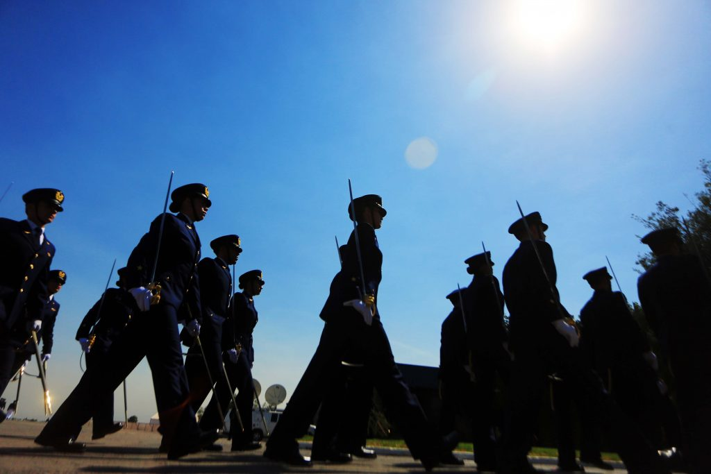 Noticias Chile | Soldados de la Fach quedaron en libertad luego de lanzar piedras a carabineros