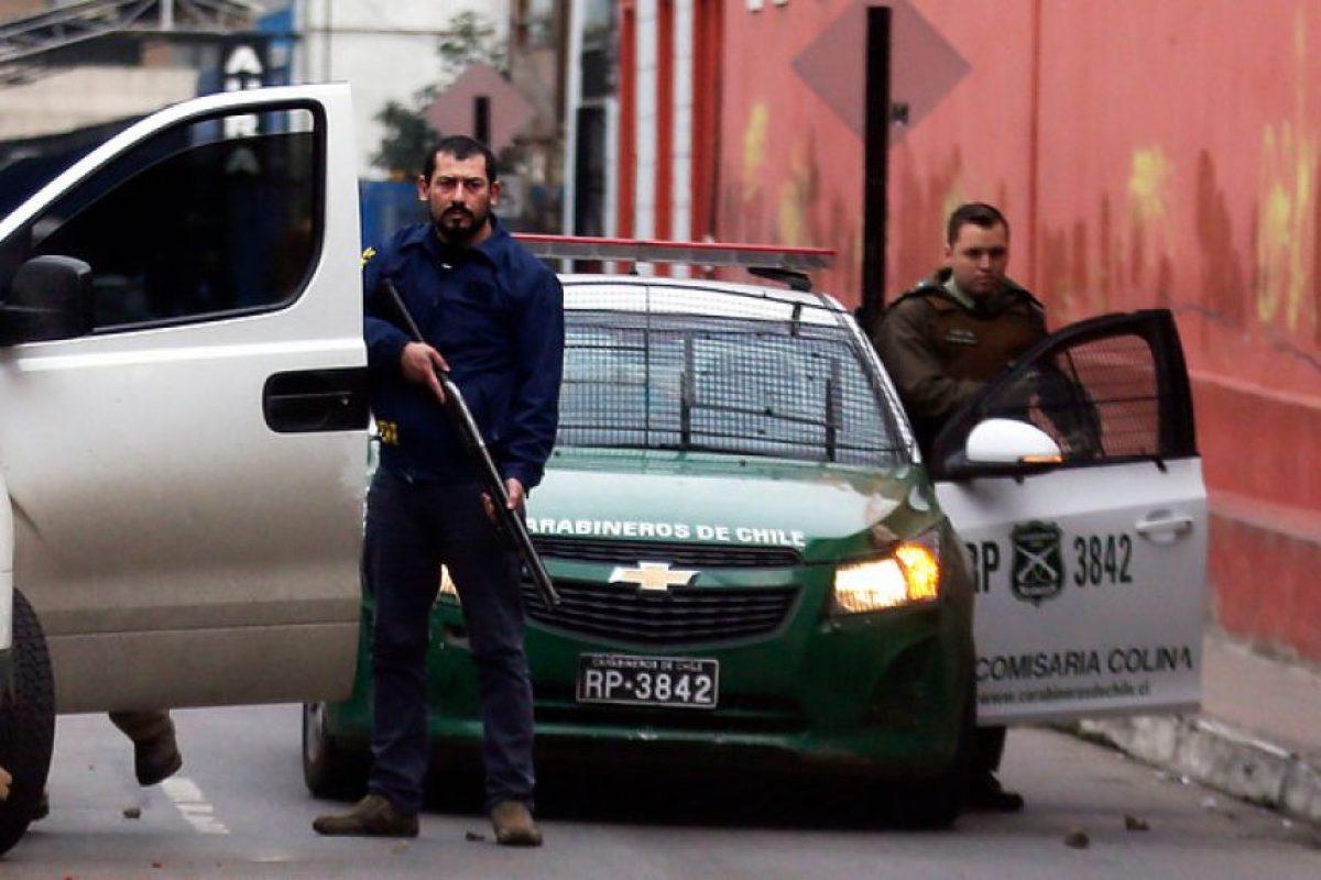 """Noticias Chile   Director de la PDI: """"Nosotros tenemos armas letales y las vamos a usar"""""""
