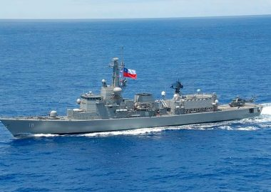 Noticias Chile | Armada detendrá flota China si pasan a territorio nacional por la frontera norte