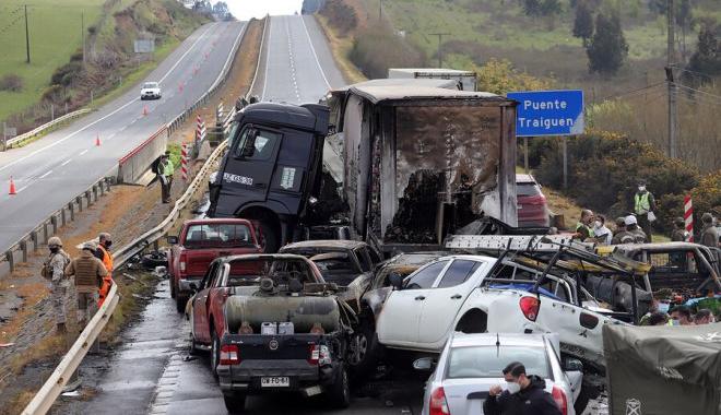 Noticias Chile   Víctima fatal de el accidente de la ruta 5 sur, era testigo del caso Catrillanca