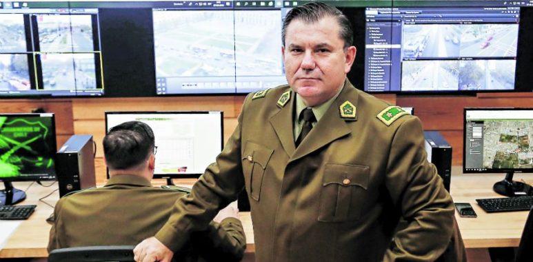 Noticias Chile   Se filtra audio donde General Bassaletti autoriza el uso de escopetas, mientras carabineros eran atacados por delincuentes
