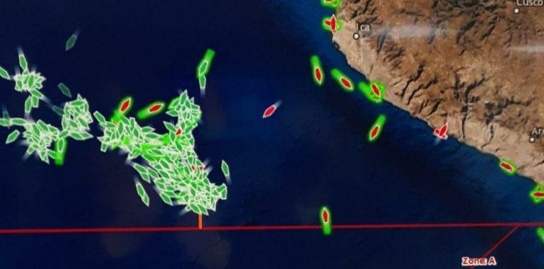 Noticias Chile | Inminente ingreso de la flota China a nuestro territorio mantiene en alerta a la Armada