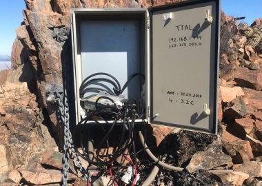 Noticias Chile | Roban equipos en el norte de Chile para detectar terremotos y tsunamis