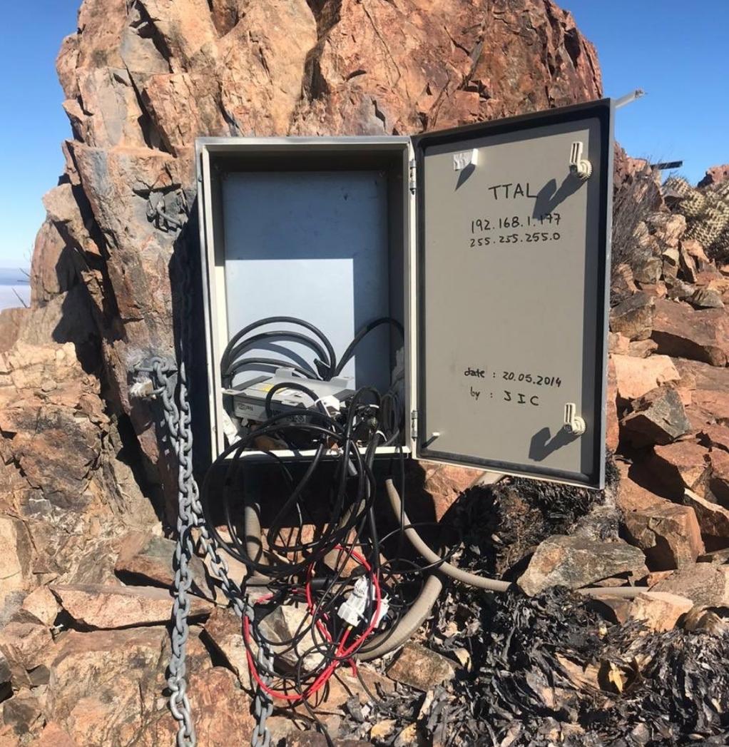 Noticias Chile   Roban equipos en el norte de Chile para detectar terremotos y tsunamis