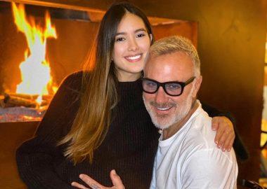 Noticias Chile   Millonario Gianluca Vacchi fue padre con modelo 25 años menor