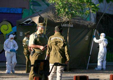 Noticias Chile | Hombre es ejecutado en el centro de Santiago | Informadorchile