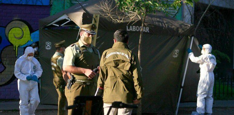 Noticias Chile   Hombre es ejecutado en el centro de Santiago   Informadorchile