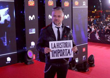 """Noticias Chile   Baradit se niega asistir gratuitamente a una feria del libro: """"Yo cobro por mi trabajo"""""""