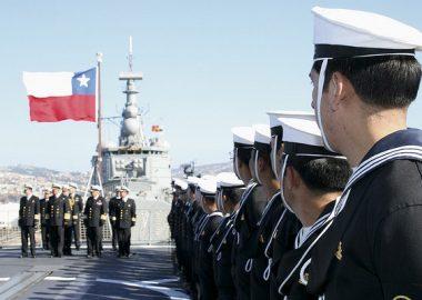 Noticias Chile | Armada da de baja a funcionario que participó en disturbios el 18 de octubre