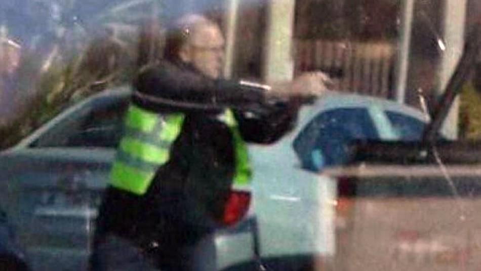 Noticias Chile | Chaleco Amarillo John Cobin es declarado culpable de homicidio