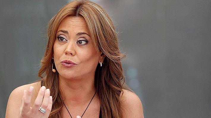 Noticias Chile | Daniella Campos lo está pasando mal tiene dos tumores en sus ojos