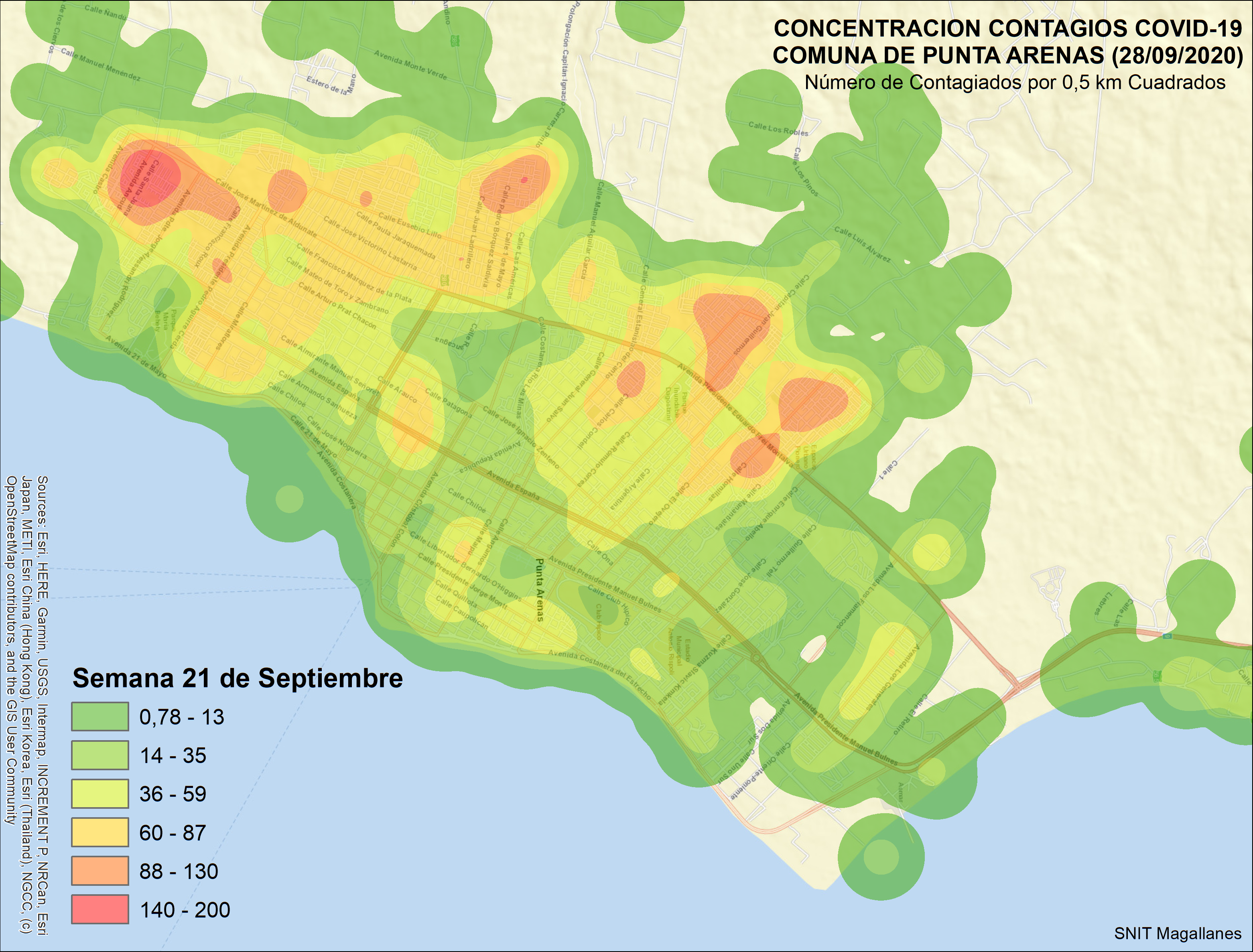 Noticias Chile | Punta Arenas continúa en crisis por cepa de Covid-19 altamente agresiva