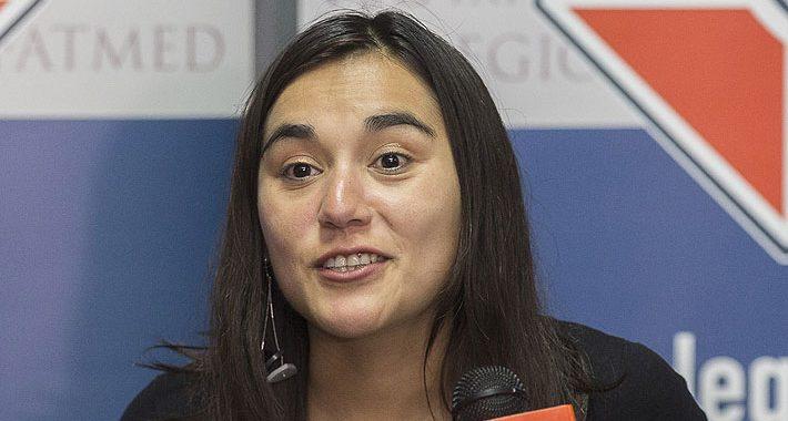 Noticias Chile | Izkia Siches está embarazada