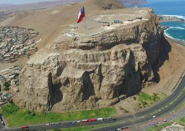 Noticias Chile | Joven se quitó la vida lanzándose desde el Morro de Arica