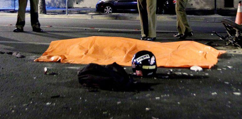 Noticias Chile   Carabinero de la comisaría de Peñaflor muere en accidente de tránsito
