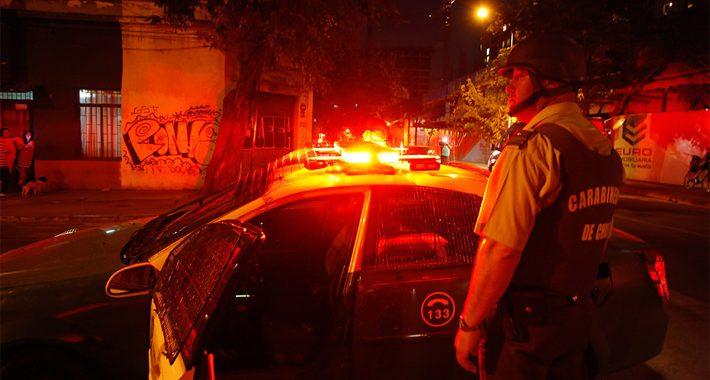 Noticias Chile | Delincuente con 13 causas judiciales muere apuñalado en el centro de Santiago