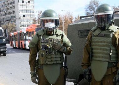 Noticias Chile | General Baquedano tendrá un escuadrón de Carabineros especial para evitar su vandalización