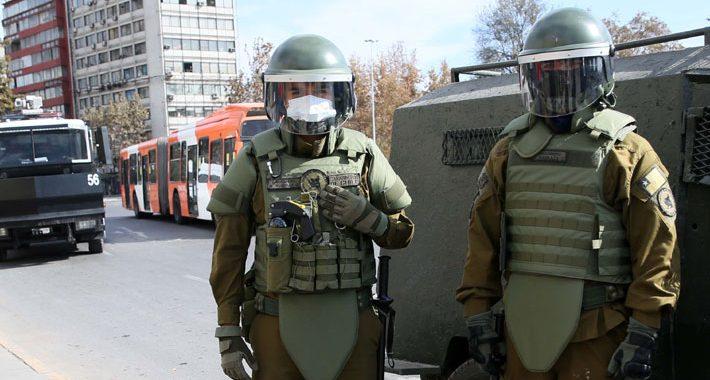 Noticias Chile   General Baquedano tendrá un escuadrón de Carabineros especial para evitar su vandalización